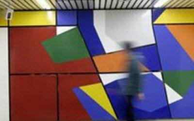 Art on the Metro